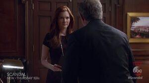 Abby Confronts Cyrus - Scandal Sneak Peek