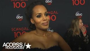 Scandal' Kerry Washington On Reaching 100 Episodes & Revising Show's Past In 'What If . .