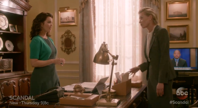 4x18 - Mellie and and Elizabeth (Mellie's Sister) 006
