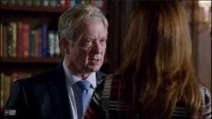 Scandal 4x11 Cyrus explains to Abby why there's a problem