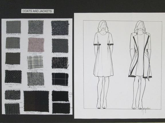Olivia Pope Sketch - Milk Studios BTS