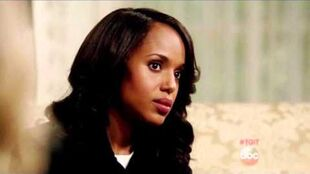 """Scandal 5x01 Olivia & Fitz """"Sometimes you and I are going to have different priorities"""""""