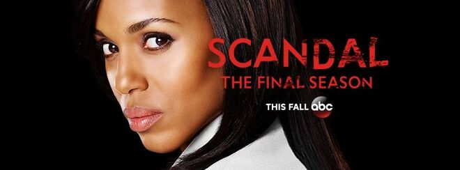Scandal Season 7 - Fall 2017