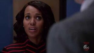 Olivia and Jake let Maya loose Scandal 6x15