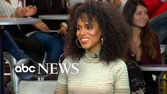 Kerry Washington dishes on the 'Scandal' finale