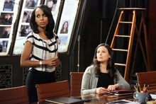 2x18 - Olivia Pope and Quinn Perkins