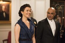 7x02 - Mellie Grant and President Rashad 01