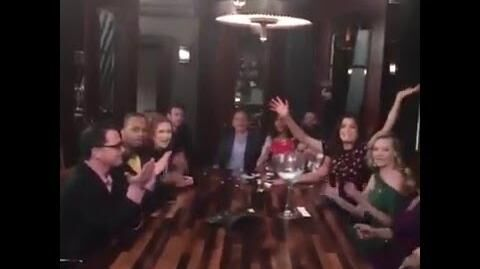 TGIT Live Scandal Cast - 16 02 11