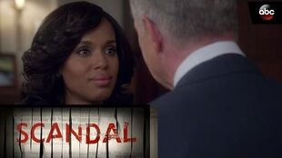 Olivia Pope Warns Cyrus - Scandal 6x01