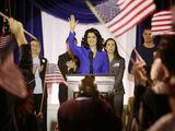 Mellie Becomes Senator of Virginia