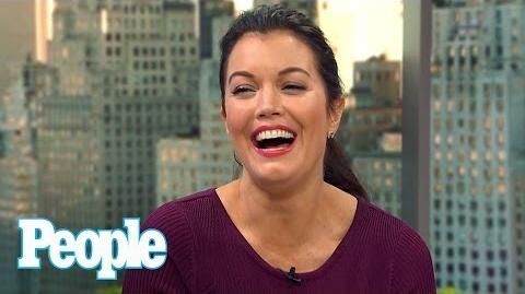 Scandal Bellamy Young Teases Season 6 & Talks Lung Cancer Organization People NOW People