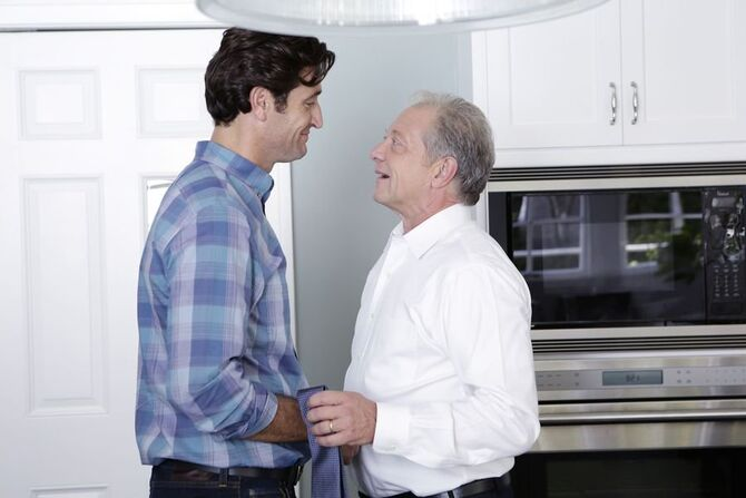6x03 - Michael and Cyrus 02