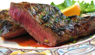 Rare-steak