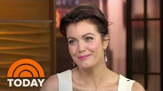 'Scandal' Star Bellamy Young Reveals Her Real Name TODAY