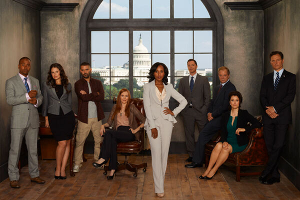 Scandal Season 2 - Cast Promo 01