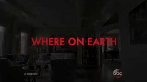 'Scandal' Teaser Where on Earth Is Olivia Pope?