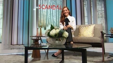 'Scandal's' Darby Stanchfield On The Season 6 Premiere 'Minds Will Be Blown'