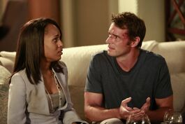 3x03 - Olivia Pope and Jake Ballard