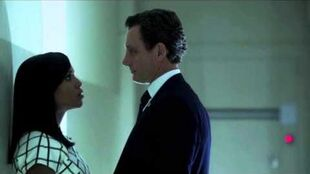 "Scandal 4x08 Olivia & Fitz ""Kiss me, you know you want to"""
