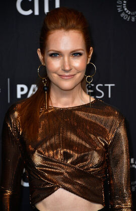 2017 Paley Fest LA - Darby Stanchfield 01