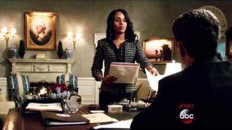 "Scandal 4x17 Olivia & Fitz ""Nice move"""