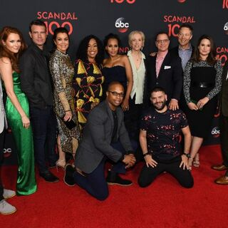 2017 Scandal 100th Episode Celebration