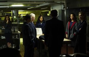 5x17 - The White House Kitchen Meeting 04
