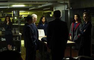 5x17 - The White House Kitchen Meeting 04