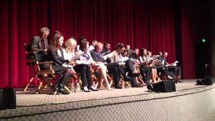 LIVE Scandal Table Read, Season 2 Finale!