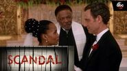 Olivia and Fitz Marry In Alt Universe - Scandal 100th Episode