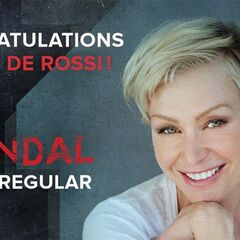 Portia de Rossi joins the cast of Scandal as a series regular