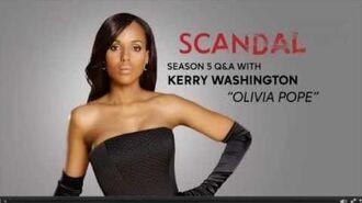 Scandal Season 5 Cast Q&A