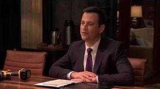 Jimmy Kimmel Live Behind the Scandalabra