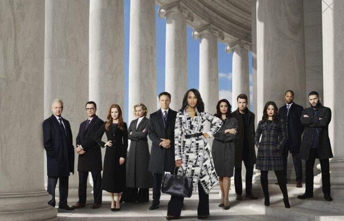 Scandal Season 5 - Cast Promo 01