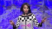 Kerry Washington Presents Award to Shonda Rhimes at the glaadawards