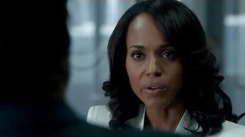 """Olivia and Jake """"B613 is real"""" Scandal 4x22"""