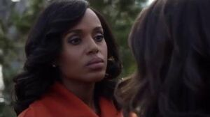Quinn Demands Answers From Olivia - Scandal