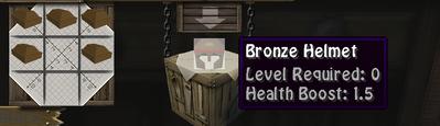 Bronze Helmet-0