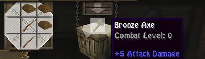 Bronze Axe-0