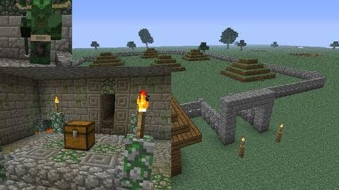 Barrows run in minecraft! Scapecraft Server massively improved, new host now with no lag at all