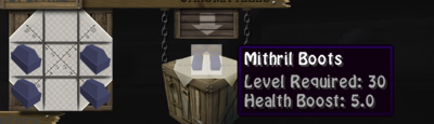Mithril Boots