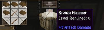 Bronze Hammer-0
