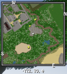 Varrock north coords
