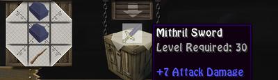 Mithril Sword