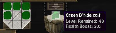 Green Dhead