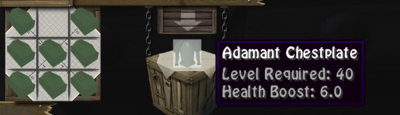 Addy chestplate