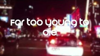 Far Too Young To Die - Panic! At The Disco Lyric Video