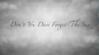 Get Scared - Don't You Dare Forget The Sun LYRICS-0