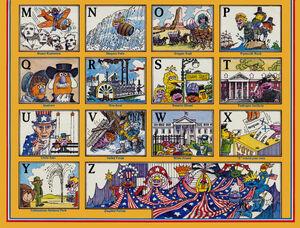 1976 sesame calendar 00 middle 2
