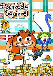 Scaredy Squirrel Promo